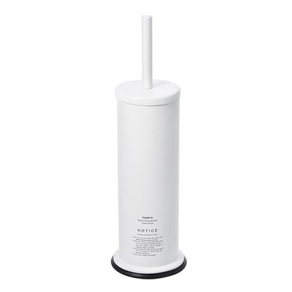 PUEBCO INC. - TOILET BRUSH White 簡約居家馬桶刷 – 白色 / 灰色
