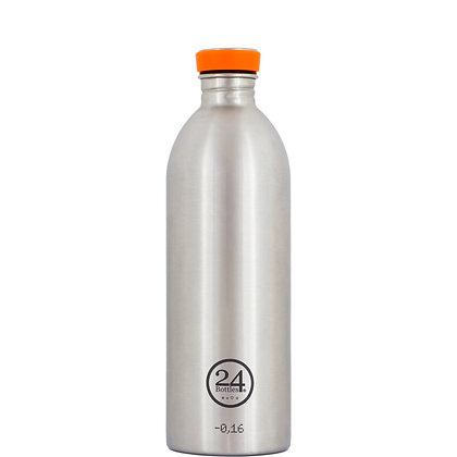 24 BOTTLES - Urban Bottles 1000ml - Steel