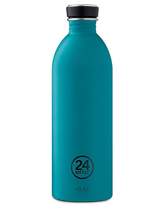 24 BOTTLES - Urban Bottles 1000ml - Atlantic Bay
