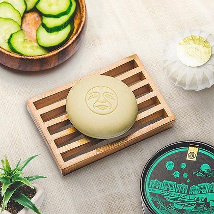 大春煉皂 - 瓜顏悅色潔顏皂 . 高保濕洗顏 (110g)