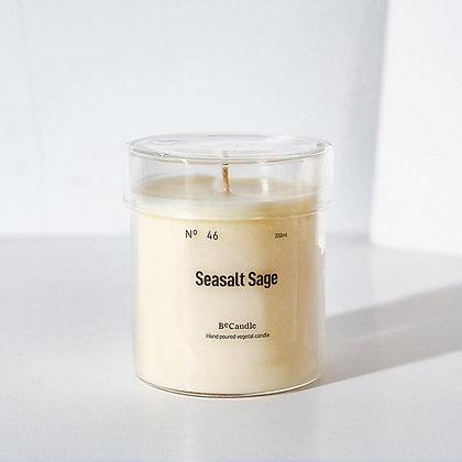 BECANDLE - 大豆蠟燭 Seasalt Sage 200 ml