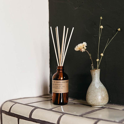 P.F. Candle Co. - Sandalwood Rose Reed Diffuser