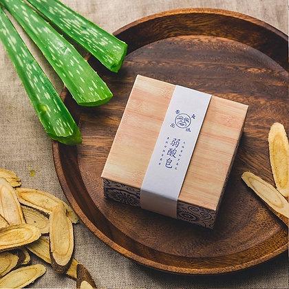 大春煉皂 - 舒敏弱酸皂無香. 無皂鹼 (120g)
