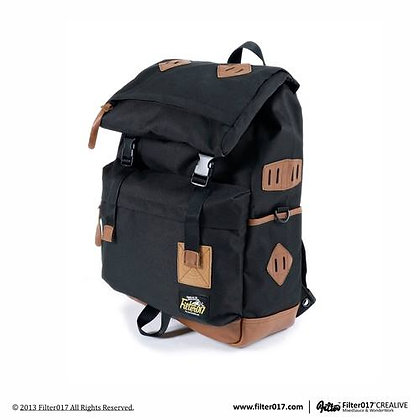 FORTITUDE OUTDOOR BACKPACK 2.0 (Black)