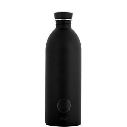 24 BOTTLES - Urban Bottles 1000ml - Tuxedo Black