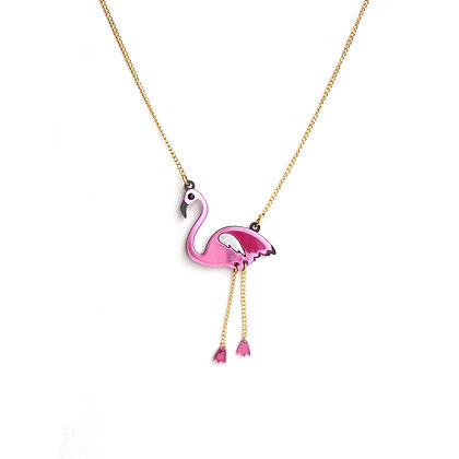 Flamingo Pendant