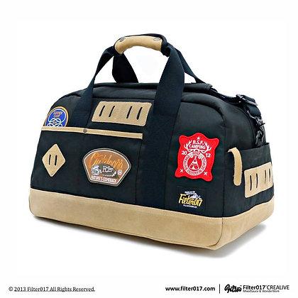 B. S. F. SOLIDARITY TRAVELING BAG (Black)