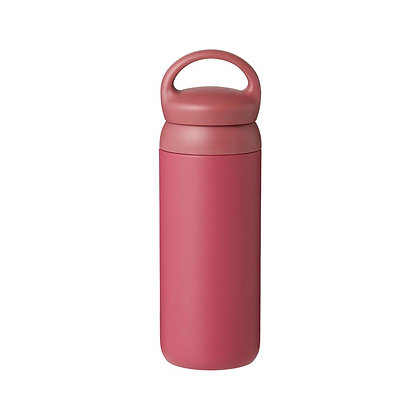 KINTO - DAY OFF TUMBLER Insulated Bottle Rose