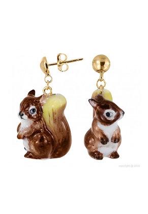 Nach - Squirrel earring