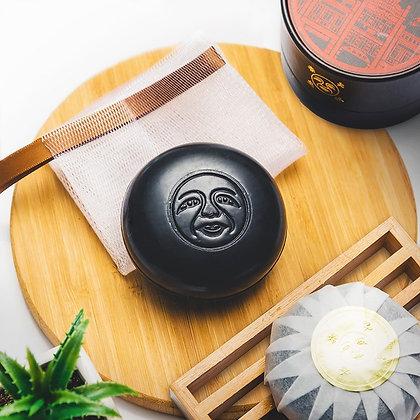 大春煉皂 - 夢中築炭淨顏皂 . 孟宗竹炭控油肌 (100g)