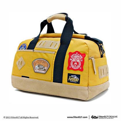B. S. F. SOLIDARITY TRAVELING BAG (Yellow)