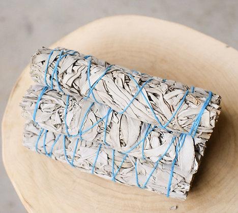 SLOWOOD - 白鼠尾草 White Sage Bundle (5-6 inch)