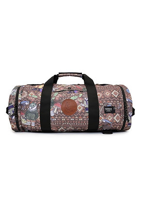 Filter017 x F5S 'Far From The Madding Crowd' Collection Duffel Bag - Brown