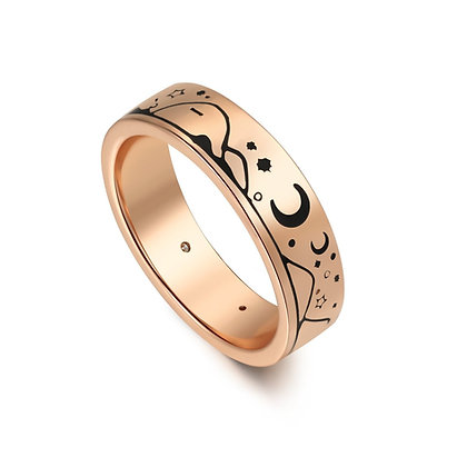DREAMNICKER - Day and Night Ring (Gold/Silver)