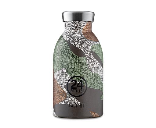 24 BOTTLES - Clima Bottles 330ml - Camo Zone