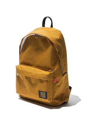 The Earth - Brick Daypack - Mustard