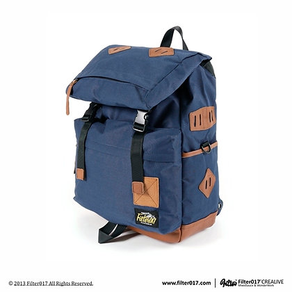FORTITUDE OUTDOOR BACKPACK 2.0 (NAVY)