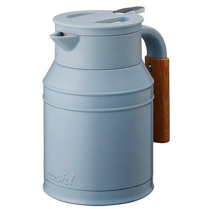 MOSH - Monsieur Desk Pot Tank 1.0L - Turquoise