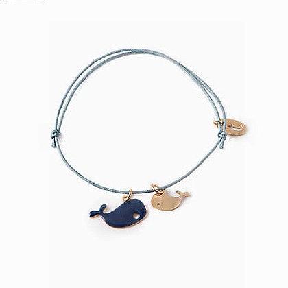 Titlee - Whale Bracelet