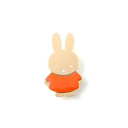 TITLEE - Pin's MIFFY Orange