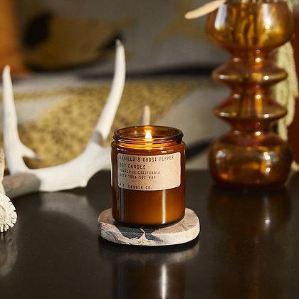 P.F. Candle Co. - Vanilla & Ghost Pepper (7.2 oz)