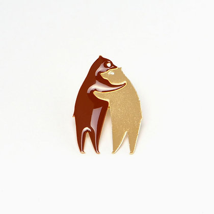 Titlee - Bears Pin