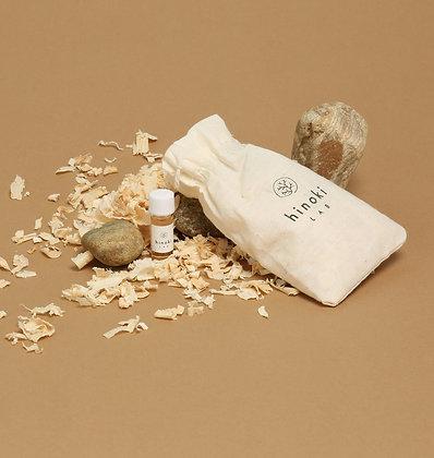 hinoki LAB - Aroma Sachets S (Wood)