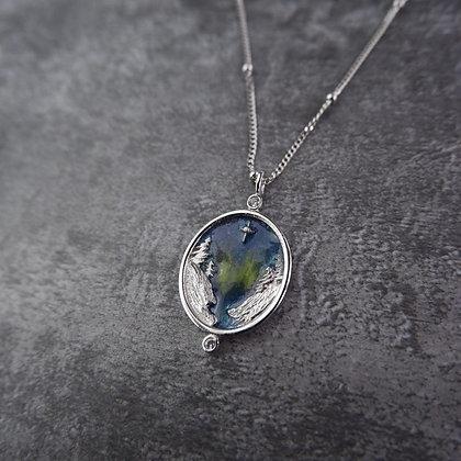 DREAMNICKER - Aurora Necklace (Silver)