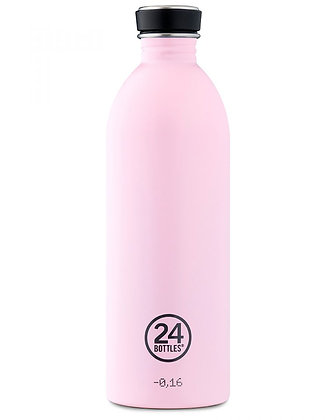 24 BOTTLES - Urban Bottles 1000ml - Candy Pink