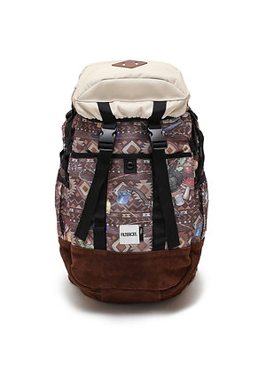 Filter017 x F5S 'Far From The Madding Crowd' Collection Outdoor Backpack - Brown