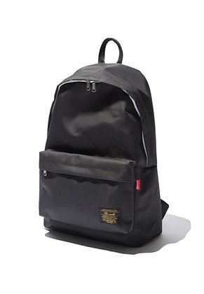 The Earth - Brick Daypack - Black