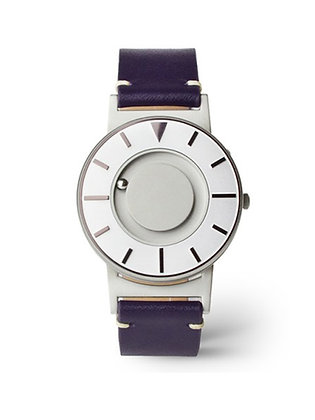 Eone - Bradley Iris Leather Purple
