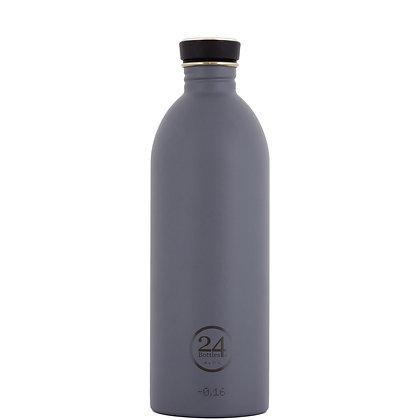 24 BOTTLES - Urban Bottles 1000ml - Formal Grey