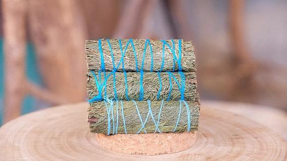 SLOWOOD - 雪松煙燻棒 Cedar Smudging Bundle