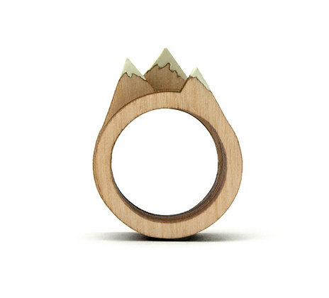 Landscape Rings - Mountains