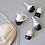 Thumbnail: Ha.ma - Otaru Black And White Series Of 8 Fold Three Group
