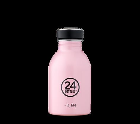 24 BOTTLES - Urban Bottles 250ml - Candy Pink