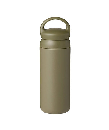 KINTO - DAY OFF TUMBLER Insulated Bottle Khaki