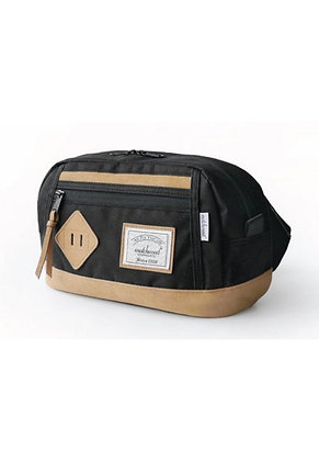 Matchwood Density Waist Bag - Black