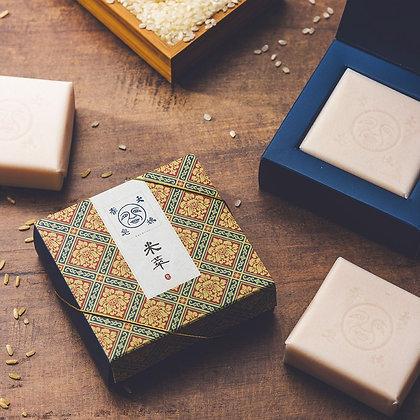 大春煉皂 - 經典米萃皂 . 燕麥精華滋潤