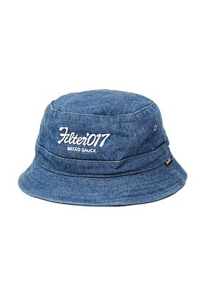Filter017 Vintage Logo Bucket Hat