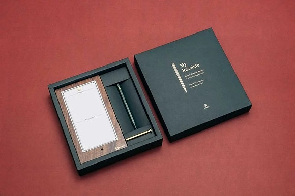"YSTUDIO - 2020 Christmas - ""My Resolute"" Gift Set"