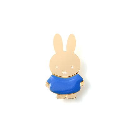 TITLEE - Pin's MIFFY Bleu