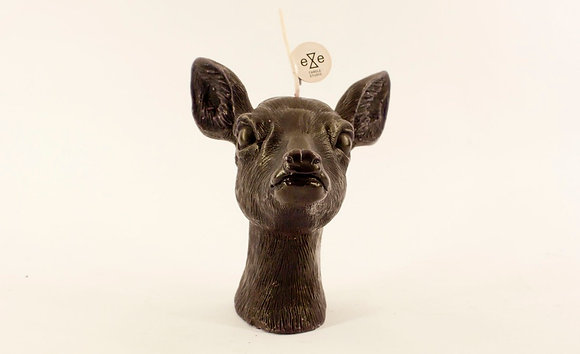EYECANDLE - 黑色小鹿造型蠟燭 DEER CANDLE