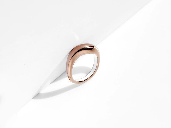 MADEGREY - Flow Ring | Bronze