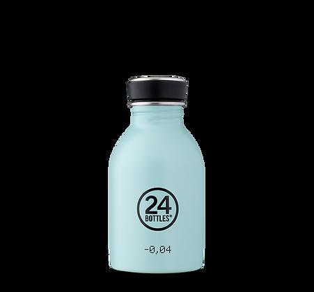 24 BOTTLES - Urban Bottles 250ml - Cloud Blue
