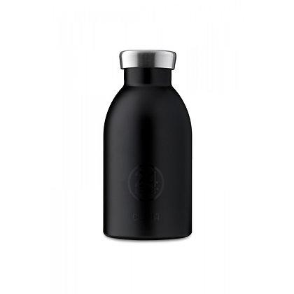 24 BOTTLES - Clima Bottles 330ml - Tuxedo Black