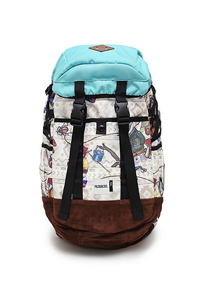 Filter017 x F5S 'Far From The Madding Crowd' Collection Outdoor Backpack - White