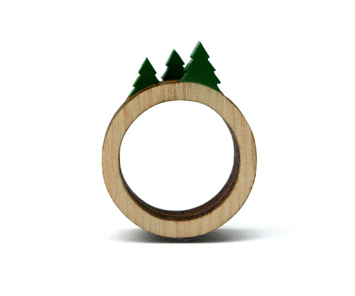 Landscape Rings - Tree