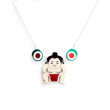 FABcessories - Sumo Shushi Necklace